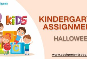 Halloween Assignments Download PDF