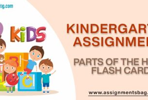 Parts of the House Flash cards Assignments Download PDF