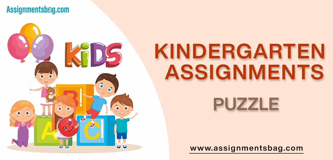 Puzzle Assignments Download PDF