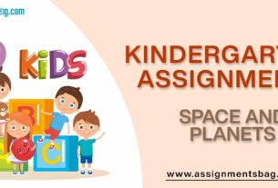 Space And Planets Assignments Download PDF